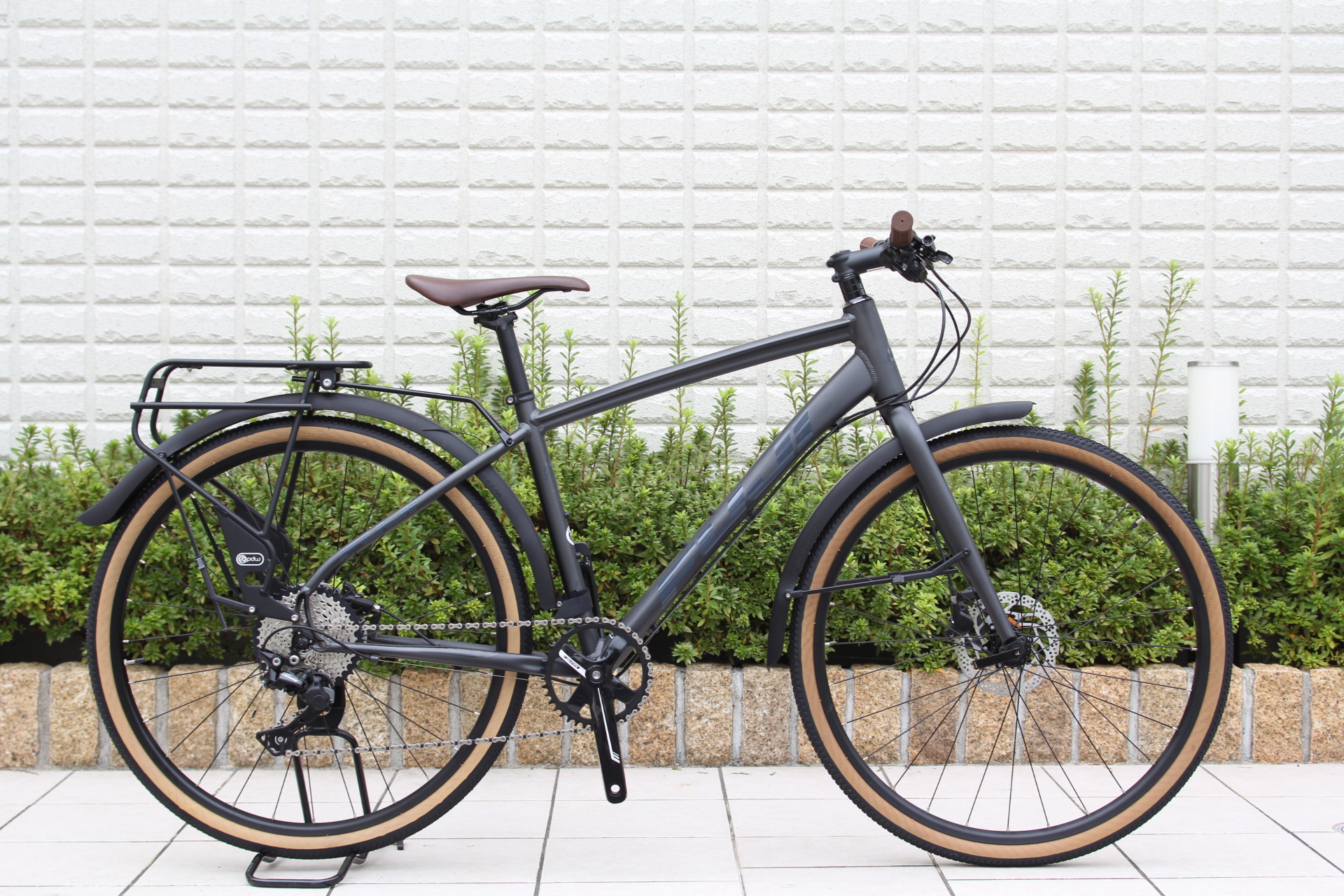 2020 FUJI『RAFFISTA』街乗りにもおすすめなグラベル系バイク