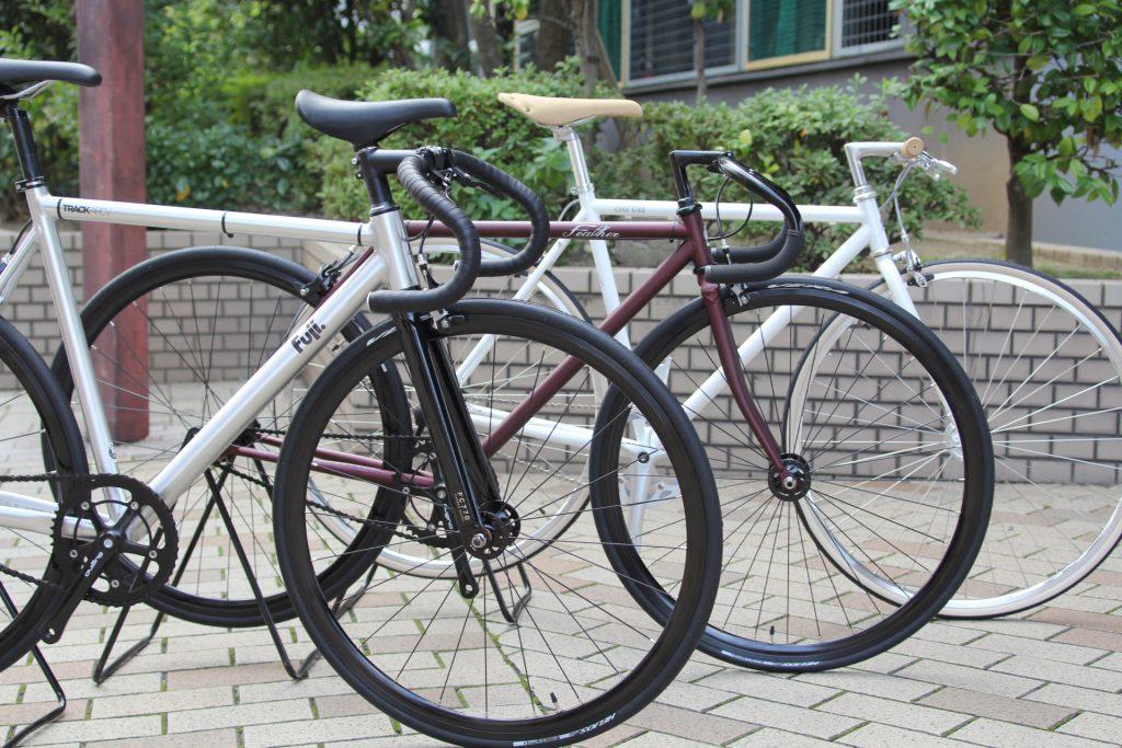 街乗りに街乗りにおすすめシングルスピード・ピストバイク【FUJI編】