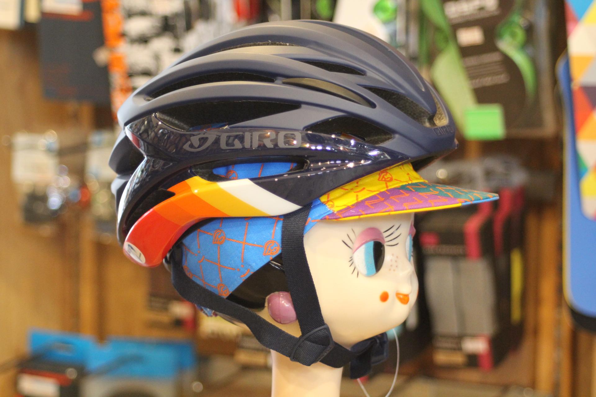 オシャレは頭から!?GIROのヘルメット入荷しました
