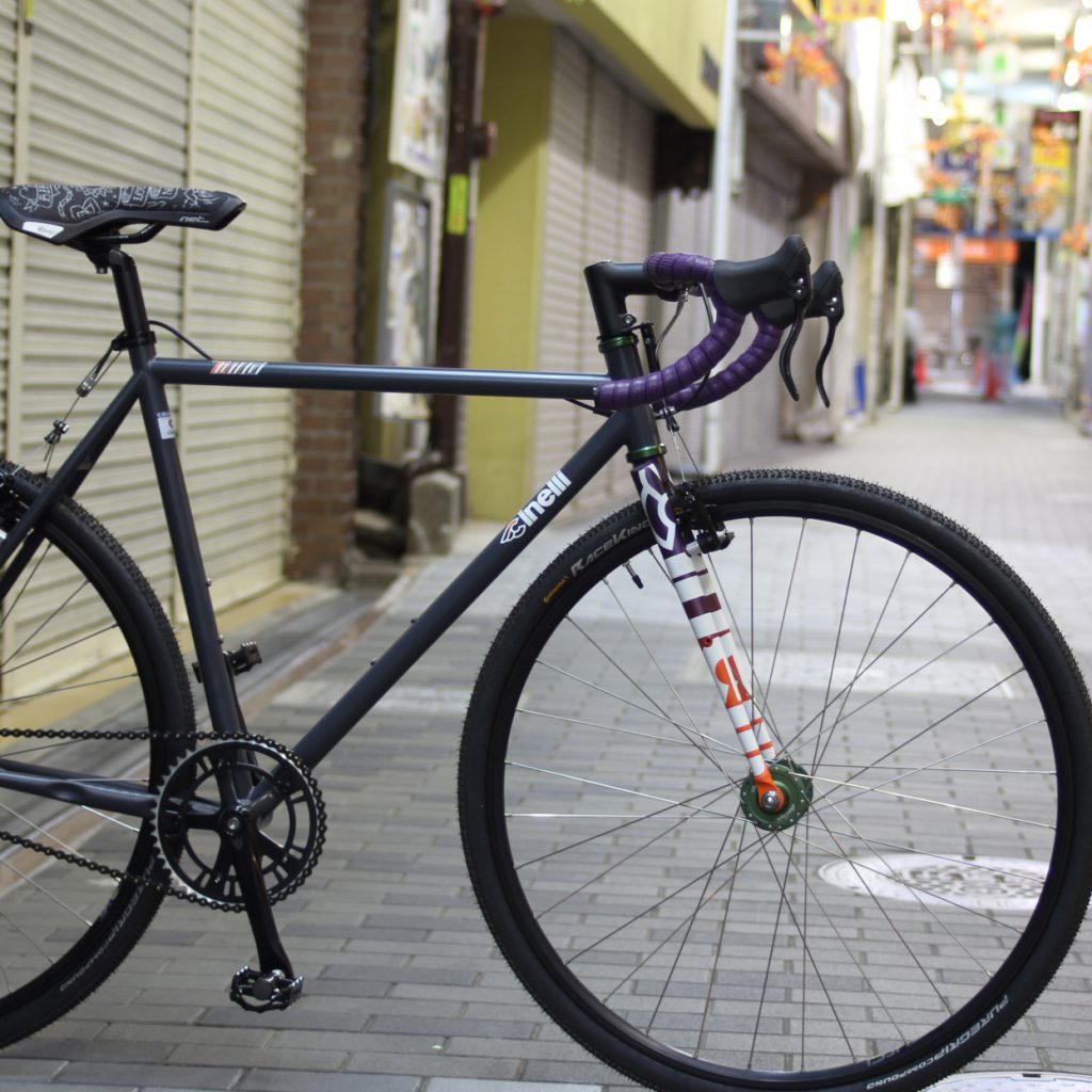CINELLI『tutto original』