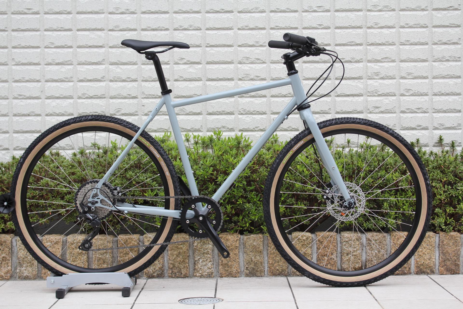 Pep cycle『NS-S1』拡張性が高くカスタムが楽しめるバイク
