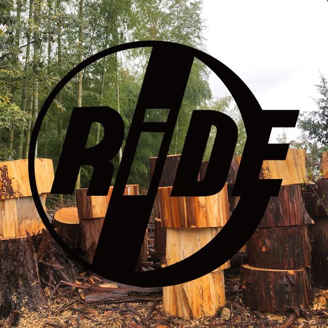 『RIDE』vol.3 「茨木市から大山崎へ」