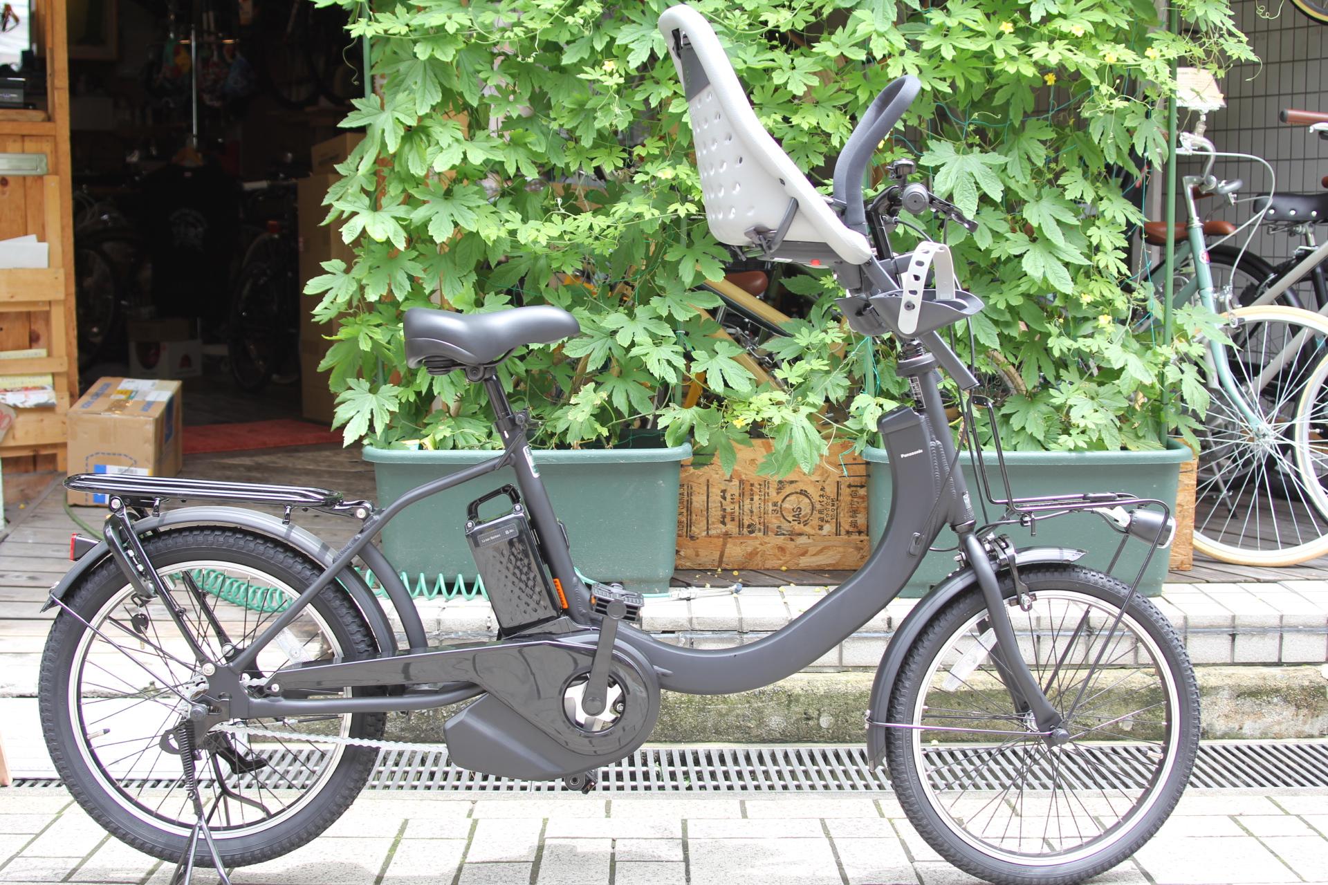 Panasonic『SW』必要最小限の機能を備えたコストパフォーマンスに優れた電動アシスト自転車