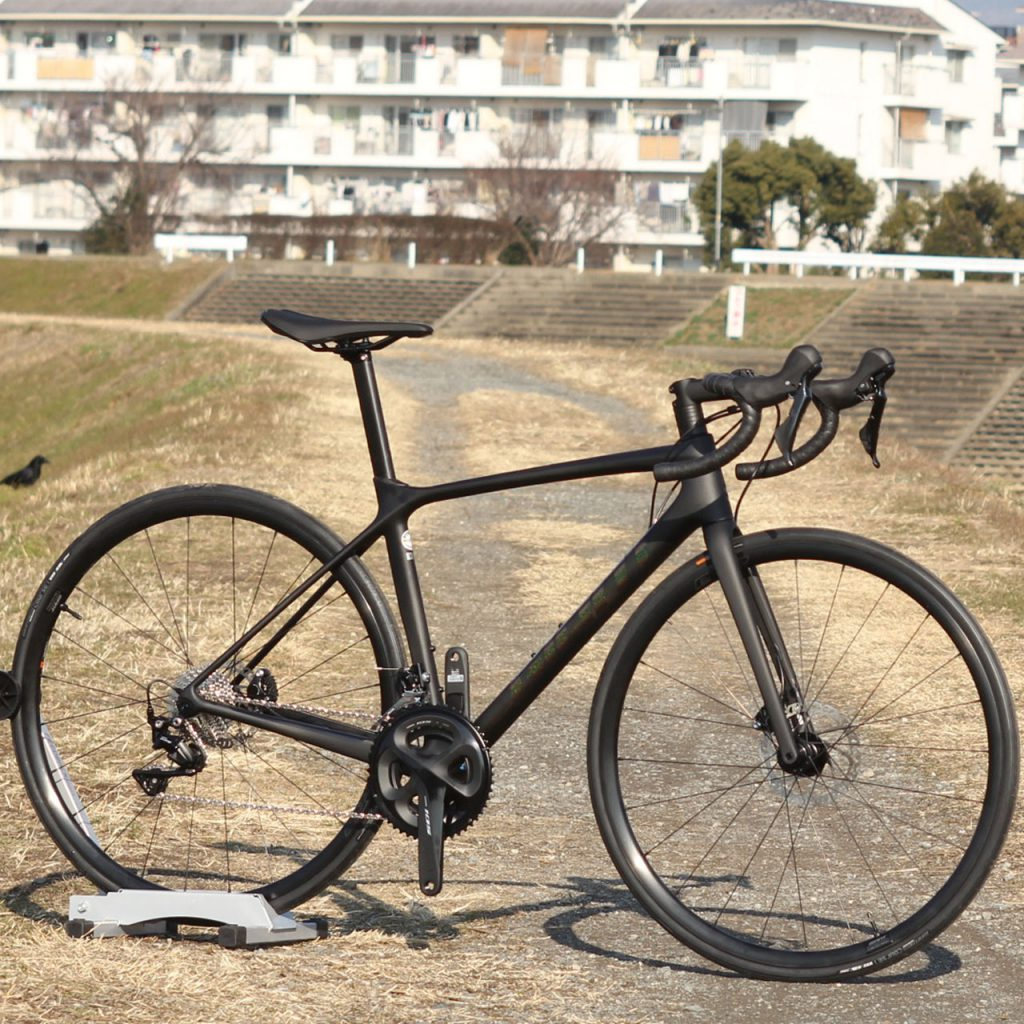 GIANT『TCR ADVANCED 2 DISC SE』