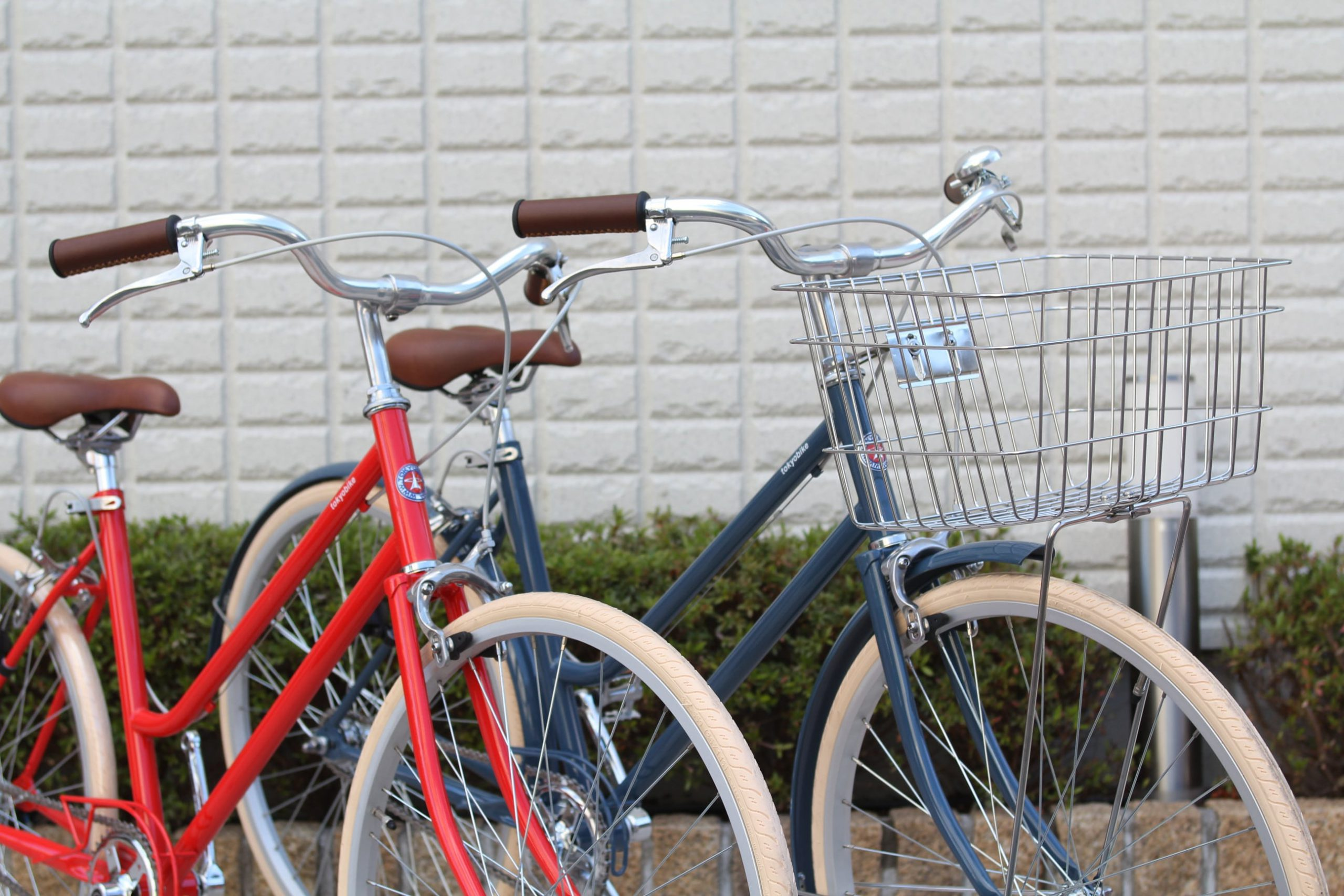 tokyobike『lite』のノーマル車とカスタム車を比較してみようの会