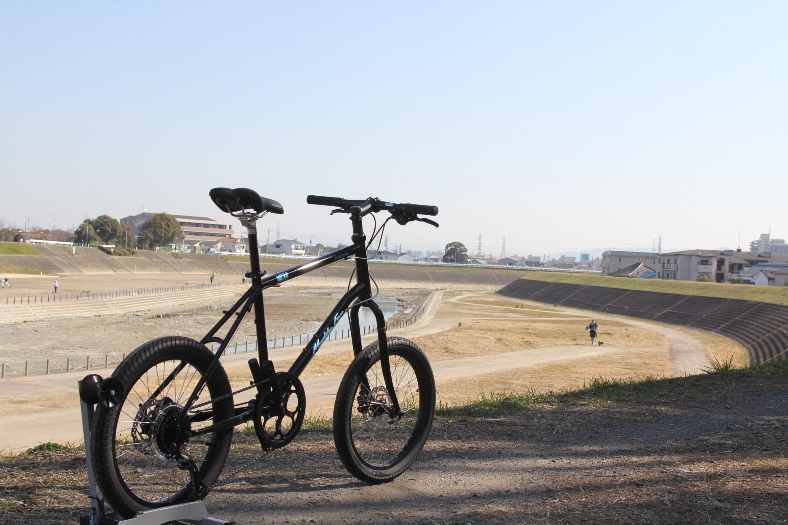 ARAYA『MFM』唯一無二なミニベロマウンテンバイク