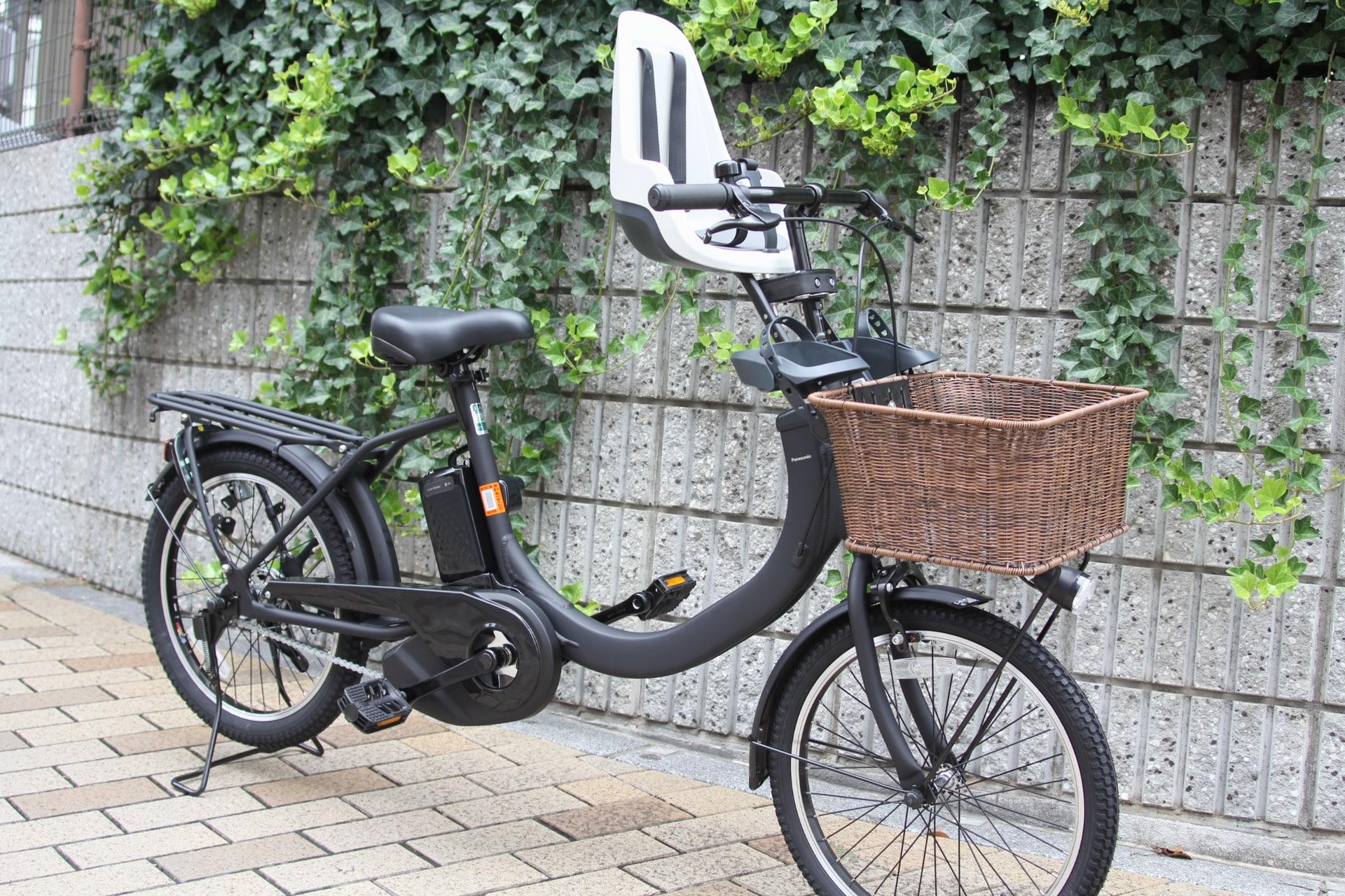 再入荷|Panasonic『SW』必要最小限の機能を備えたコストパフォーマンスに優れた電動アシスト自転車